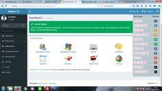 Template Admin Lokomedia Full Color