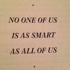 Thanks Ken Blanchard for reminding  me of this principle.