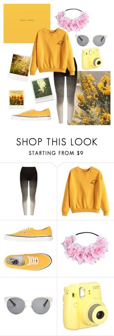 """""""my aesthetic"""" by serenityandclarity on Polyvore featuring Pepper & Mayne, Vans, Christian Dior and Polaroid"""
