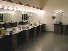 Dressing Rooms | Department of Theatre & Drama
