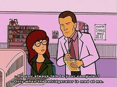 Daria, one of the greatest shows Daria Quotes, Tv Quotes, Movie Quotes, Funny Quotes, Cheeky Quotes, Daria Morgendorffer, Cinema, It Goes On, My Spirit Animal