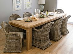 Still love these chairs & table from Early Settler