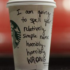 37 Best Starbucks Humor images | Funny, Starbucks, Humor