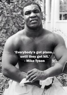 #Mike_Tyson #Quote