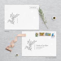 Birthday Party Invitations, Wedding Invitations, Envelope Address Printing, Envelope Sizes, Addressing Envelopes, Little Boxes, Wedding Stationery, Save The Date, Thank You Cards