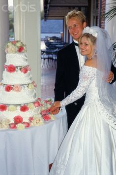 Wedding of Candace Cameron (Full House) and Valeri Bure - OUT16642821 - Rights Managed - Stock Photo - Corbis
