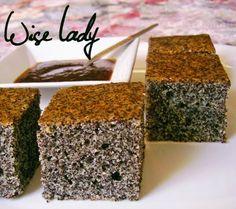 Poppy Cake, Sweet Desserts, Caramel, Sweet Treats, Mac, Sweets, Snacks, Baking, Recipes