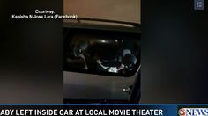 Baby left inside locked car at Texas movie theater, parents not arrested due to culture | KUTV