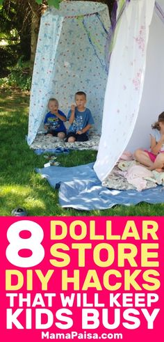 I was looking for some kids activities and came across these awesome hacks that you can use from Dollar Store items. My kids will never be bored again! kids summer activities 8 Dollar Store Hacks that will Keep your Kids Busy Dollar Store Hacks, Dollar Stores, Summer Crafts For Kids, Summer Diy, Diy For Kids, Summer Daycare, Kids Fun, Pbs Kids, Fun Ideas For Summer