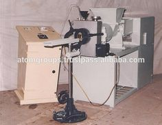 Soap plodder with Worm Dia. 10.16cm 250 kg/8 hr. approx.