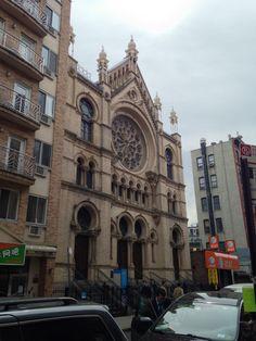 Eldridge Street Synagogue, NYC