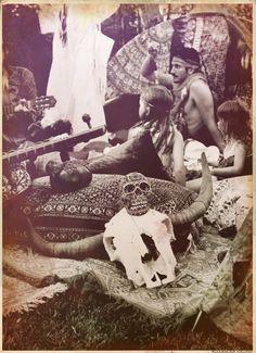 Hippy commune!? Beautiful