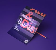 Made You Look: Poster Collection by Studio-JQ | Inspiration Grid | Design Inspiration