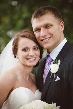 Classic Bride and Groom Portrait from Amelia and Dan | photography by http://www.ameliaanddan.com