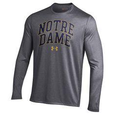 Men's Under Armour Notre Dame Fighting Irish Logo Tech Tee, Size: Medium, Multicolor