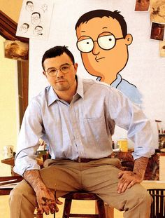I dont know what it is but I love me some Seth MacFarlane!
