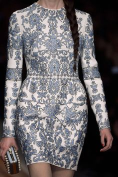 Valentino Fall 2013 Ready-to-Wear Detail - ELLE.com