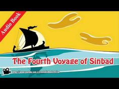 Short stories for kids - The Fourth Voyage of Sinbad Audio mp3