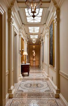 Incredible #hallway #hallways