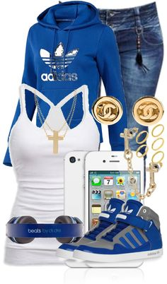 """Royal Blue"" by mindlessnickiswag4ray ❤ liked on Polyvore"