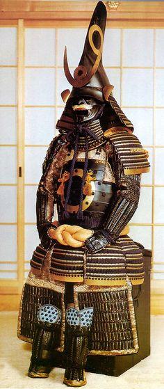 Samurai armour. Kato family?