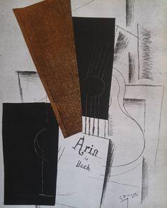 George Braque. #inspiration #artist #studio1484