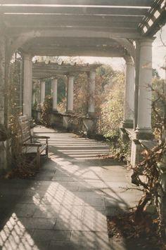 Hill Garden and Pergola, at Hampstead Heath, London