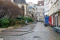 PARIS Le Marais I Visit the Marais Area (French - Video)