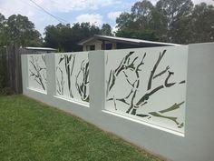 Metal Fence Panels, Garden Fence Panels, Metal Gates, Fence Gate Design, Main Gate Design, Balustrade Balcon, Window Glass Design, Front Wall Design, Gypsum Ceiling Design
