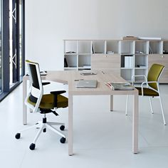 Actiu Prisma Straight Desk