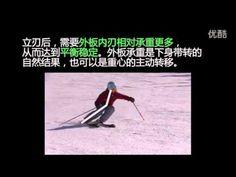 (3) 立刃 滑雪术语科普系列 - YouTube