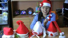 Resultado de imagen para www.puntadaypunto.me moldes Christmas Tree Decorating Tips, Santa Claus Hat, Holiday Crafts, Holiday Decor, Tree Decorations, Elf On The Shelf, Ronald Mcdonald, Projects To Try, Diy