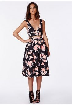 #missguidedaw14 love this style of skirt..very modern 50s... So ladylike!!!! Where's my gloves???