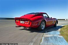 Hand Made Ferrari 250 GTO: Man Builds Perfect Replicas Of Classic Cars