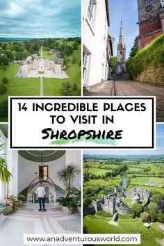 Are you looking for the best places to visit in Shropshire? From exploring Ludlow to seeing Iron Bridge, this is what to do in Shropshire! #Shropshire #ThingsToDoInShropshire #PlacesToVisitInShropshire #WhatToDoInShropshire #ShropshireGuide #ShropshireHills #Shrewsbury #ShrewsburyCastle #Ludlow #LudlowCastle #IronBridge #England #VisitEngland #UK Shrewsbury Castle, Ludlow Castle, Travel Around Europe, Travel Inspiration, Travel Ideas, London Travel, Solo Travel, Journey, Cool Places To Visit