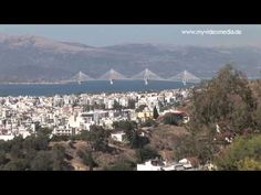 Patras - the third largest city in Greece