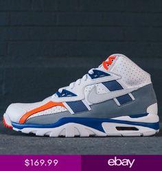 separation shoes 43381 efeba Nike Air Trainer SC High AUBURN Bo Jackson Mens Lifestyle Shoes Bo Jackson,  Auburn,
