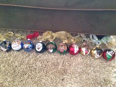 Custom Pet Christmas ornaments on Etsy, $10.00