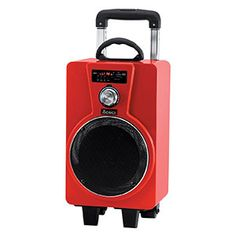 Host the party of the century with this portable tailgate party speaker! 67% Off - $99.99 with FREE shipping! #HalfOffDeals #TailgatePartySpeaker #PortablePartySpeaker #TailgateSpeaker #PartySpeaker #Speaker #BluetoothSpeaker #Bluetooth
