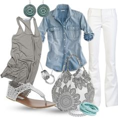 """""""Touch of turquoise"""" by jayneann1809 on Polyvore"""