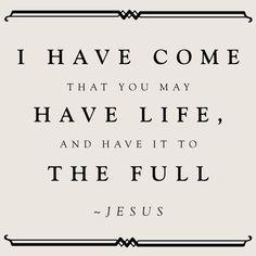 Some people think that having Jesus in your life makes it boring and restricting because you can't do certain things that the rest of the world can. But they're missing the whole point!