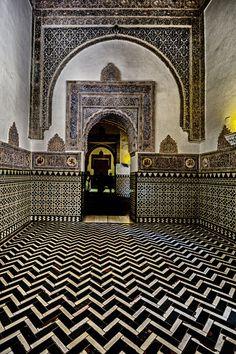 Alcazar. Seville, Spain. Photography by Rana Jabeen.