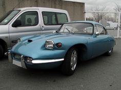 PANHARD CD 1963 1965 Salon Champenois du Vehicule de Collection de Reims 2010 2