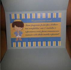 Convite Personalizado - Pequeno Príncipe