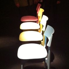 Fuorisalone - chairs 2