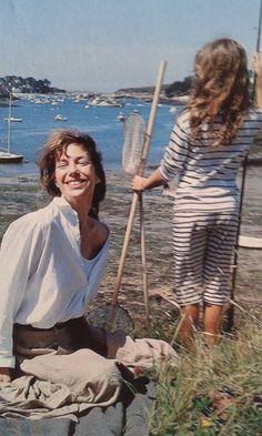 Jane Birkin et Lou Doillon