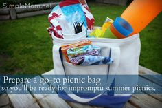 keep your summer organized • simple mom
