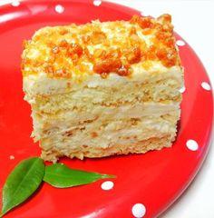 Kijevi krémes 🥧 Evo, Vanilla Cake, Party, Parties