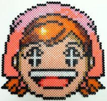 Perler Art: Cooking Mama by thewiredslain