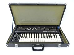MATRIXSYNTH: Roland SH-2 Vintage Analog Synthesizer w/ Disneyla...
